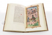 Les Triomphes de Petrarque, Vienna, Österreichische Nationalbibliothek, Cod. 2581 − Photo 12