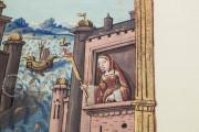 Les Triomphes de Petrarque, Vienna, Österreichische Nationalbibliothek, Cod. 2581 − Photo 14
