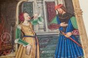 Les Triomphes de Petrarque, Vienna, Österreichische Nationalbibliothek, Cod. 2581 − Photo 15