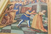 Les Triomphes de Petrarque, Vienna, Österreichische Nationalbibliothek, Cod. 2581 − Photo 19
