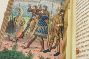 Les Triomphes de Petrarque, Vienna, Österreichische Nationalbibliothek, Cod. 2581 − Photo 21