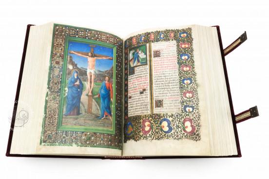 Missal of Barbara of Brandenburg, Archivio Diocesano di Mantova (Mantua, Italy) − photo 1