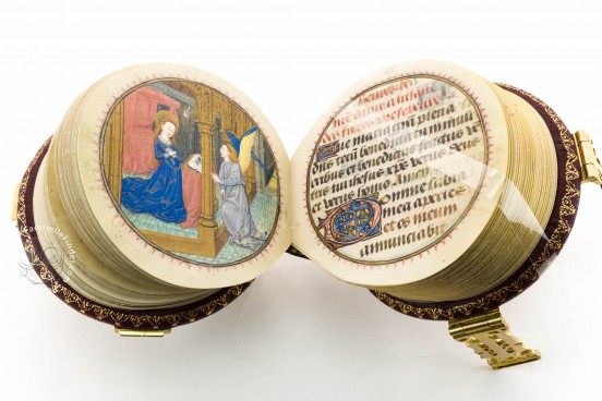 Codex Rotundus, Hs 728 - Dombibliothek (Hildesheim, Germany) − photo 1