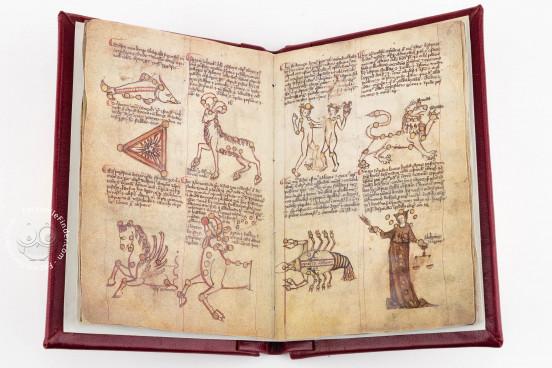 Astronomical Texts, Berlin, Staatsbibliothek Preussischer Kulturbesitz, Ms. Lat. Oct. 44 − Photo 1