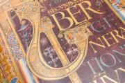 Lorsch Gospels Pal. lat. 50 - Biblioteca Apostolica Vaticana;  Biblioteca Documentara Batthyaneum; Inv. Nr. 138-1866 - Victoria and Albert Museum (London, United Kingdom) − photo 3