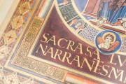 Lorsch Gospels Pal. lat. 50 - Biblioteca Apostolica Vaticana;  Biblioteca Documentara Batthyaneum; Inv. Nr. 138-1866 - Victoria and Albert Museum (London, United Kingdom) − photo 4