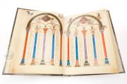 Lorsch Gospels Pal. lat. 50 - Biblioteca Apostolica Vaticana;  Biblioteca Documentara Batthyaneum; Inv. Nr. 138-1866 - Victoria and Albert Museum (London, United Kingdom) − photo 5