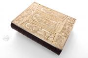 Lorsch Gospels Pal. lat. 50 - Biblioteca Apostolica Vaticana;  Biblioteca Documentara Batthyaneum; Inv. Nr. 138-1866 - Victoria and Albert Museum (London, United Kingdom) − photo 7