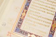 Lorsch Gospels Pal. lat. 50 - Biblioteca Apostolica Vaticana;  Biblioteca Documentara Batthyaneum; Inv. Nr. 138-1866 - Victoria and Albert Museum (London, United Kingdom) − photo 9