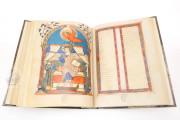 Lorsch Gospels Pal. lat. 50 - Biblioteca Apostolica Vaticana;  Biblioteca Documentara Batthyaneum; Inv. Nr. 138-1866 - Victoria and Albert Museum (London, United Kingdom) − photo 14