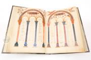Lorsch Gospels Pal. lat. 50 - Biblioteca Apostolica Vaticana;  Biblioteca Documentara Batthyaneum; Inv. Nr. 138-1866 - Victoria and Albert Museum (London, United Kingdom) − photo 16