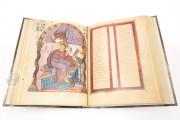 Lorsch Gospels Pal. lat. 50 - Biblioteca Apostolica Vaticana;  Biblioteca Documentara Batthyaneum; Inv. Nr. 138-1866 - Victoria and Albert Museum (London, United Kingdom) − photo 17