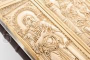 Lorsch Gospels Pal. lat. 50 - Biblioteca Apostolica Vaticana;  Biblioteca Documentara Batthyaneum; Inv. Nr. 138-1866 - Victoria and Albert Museum (London, United Kingdom) − photo 23