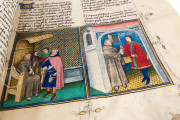 Boccaccio's Decameron, Paris, Bibliothèque de l'Arsenal, Ms 5070 − Photo 13