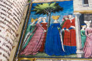 Boccaccio's Decameron, Paris, Bibliothèque de l'Arsenal, Ms 5070 − Photo 14
