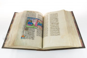 Boccaccio's Decameron, Paris, Bibliothèque de l'Arsenal, Ms 5070 − Photo 18