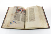 Boccaccio's Decameron, Paris, Bibliothèque de l'Arsenal, Ms 5070 − Photo 22
