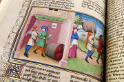 Boccaccio's Decameron, Paris, Bibliothèque de l'Arsenal, Ms 5070 − Photo 23