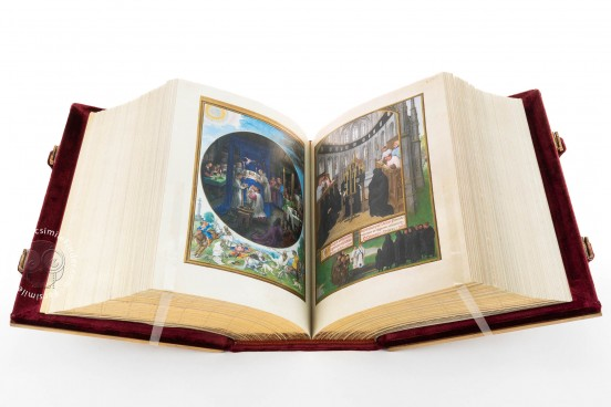 The Grimani Breviary, Venice, Biblioteca Nazionale Marciana, Ms. Lat. I, 99=2138 − Photo 1