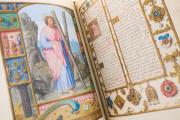 The Grimani Breviary, Venice, Biblioteca Nazionale Marciana, Ms. Lat. I, 99=2138 − Photo 8