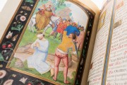 The Grimani Breviary, Venice, Biblioteca Nazionale Marciana, Ms. Lat. I, 99=2138 − Photo 10