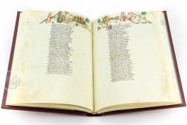 Dante Estense Facsimile Edition