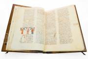De Universo De Rerum Naturis Rabano Mauro Cod. Casin. 132 - Archivio dell'Abbazia di Montecassino (Italy) − photo 13