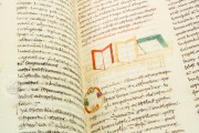 De Universo De Rerum Naturis Rabano Mauro Cod. Casin. 132 - Archivio dell'Abbazia di Montecassino (Italy) − photo 18