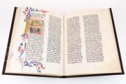 Saint Francis - Legenda Maior, Rome, Biblioteca Nazionale Centrale, Vittorio Emanuele 411 − Photo 5