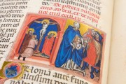 Saint Francis - Legenda Maior, Rome, Biblioteca Nazionale Centrale, Vittorio Emanuele 411 − Photo 13