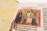 Saint Francis - Legenda Maior, Rome, Biblioteca Nazionale Centrale, Vittorio Emanuele 411 − Photo 15