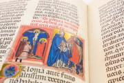 Saint Francis - Legenda Maior, Rome, Biblioteca Nazionale Centrale, Vittorio Emanuele 411 − Photo 16
