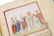 Codex Egberti, Trier, Stadtbibliothek Weberbach, Ms. 24 − Photo 3