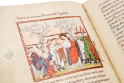Codex Egberti, Trier, Stadtbibliothek Weberbach, Ms. 24 − Photo 4