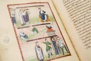 Codex Egberti, Trier, Stadtbibliothek Weberbach, Ms. 24 − Photo 13