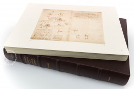 Codex Arundel Facsimile Edition