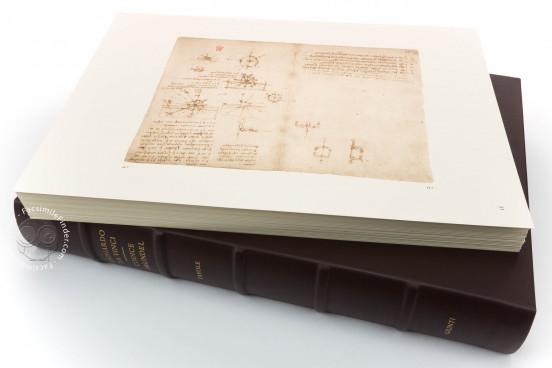 Codex Arundel, British Museum (London, United Kingdom) − photo 1