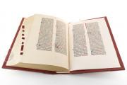 Gutenberg Bible - Pelplin copy, Pelplin, Biblioteka Seminarium Duchownego, Hub. 28 − Photo 4