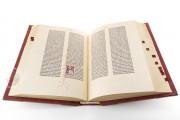Gutenberg Bible - Pelplin copy, Pelplin, Biblioteka Seminarium Duchownego, Hub. 28 − Photo 10