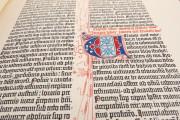 Gutenberg Bible - Pelplin copy, Pelplin, Biblioteka Seminarium Duchownego, Hub. 28 − Photo 17
