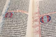 Gutenberg Bible - Pelplin copy, Pelplin, Biblioteka Seminarium Duchownego, Hub. 28 − Photo 18