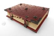 Gutenberg Bible - Pelplin copy, Pelplin, Biblioteka Seminarium Duchownego, Hub. 28 − Photo 22