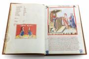 Tacuinum Sanitatis in Medicina, Codex Vindobonensis S. N. 2644 - Österreichische Nationalbibliothek (Vienna, Austria) Österreichische Nationalbibliothek (Vienna, Austria) − photo 8