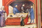 Tacuinum Sanitatis in Medicina, Codex Vindobonensis S. N. 2644 - Österreichische Nationalbibliothek (Vienna, Austria) Österreichische Nationalbibliothek (Vienna, Austria) − photo 14
