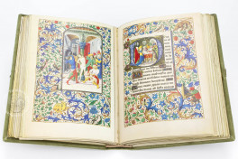 Hours of Mary of Burgundy Facsimile Edition