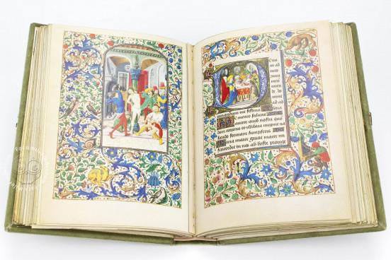 Hours of Mary of Burgundy, Vienna, Österreichische Nationalbibliothek, Codex Vindobonensis 1857 − Photo 1
