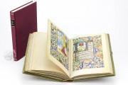 Hours of Mary of Burgundy, Vienna, Österreichische Nationalbibliothek, Codex Vindobonensis 1857 − Photo 2