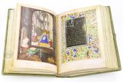 Hours of Mary of Burgundy, Vienna, Österreichische Nationalbibliothek, Codex Vindobonensis 1857 − Photo 3