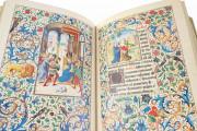 Hours of Mary of Burgundy, Vienna, Österreichische Nationalbibliothek, Codex Vindobonensis 1857 − Photo 4