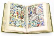 Hours of Mary of Burgundy, Vienna, Österreichische Nationalbibliothek, Codex Vindobonensis 1857 − Photo 7